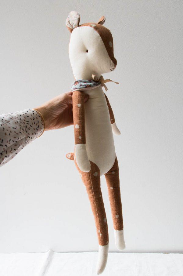 Peluche Bambi - Grand modèle Maileg - maison mathuvu