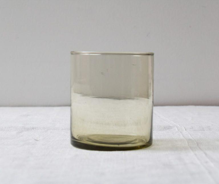 Verre en verre recyclé Bloomingville - maison mathuvu