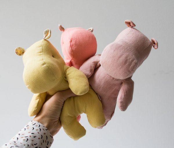 Peluche - Hippopotame Maileg - maison mathuvu