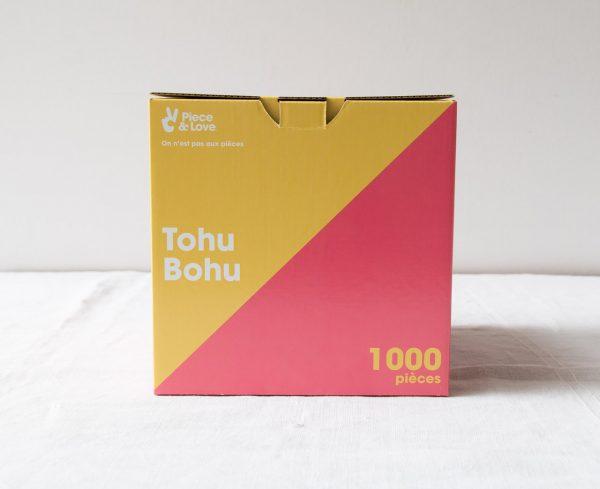 Puzzle - Tohu Bohu Piece & Love - maison mathuvu