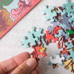 Puzzle - Je m'emmerdais Piece & Love - maison mathuvu
