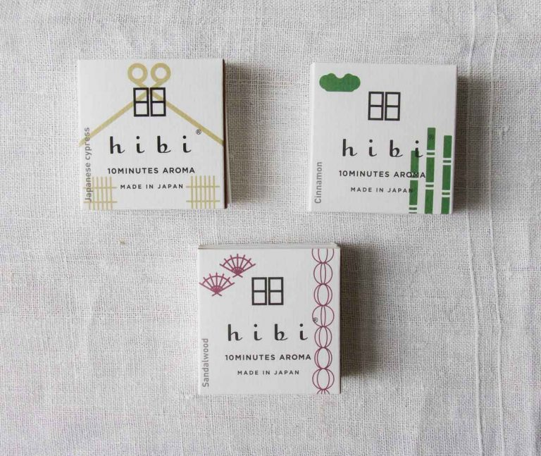Encens - White Hibi - maison mathuvu