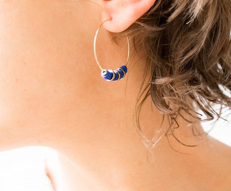 Boucles d'oreilles - Cala Maison mathuvu