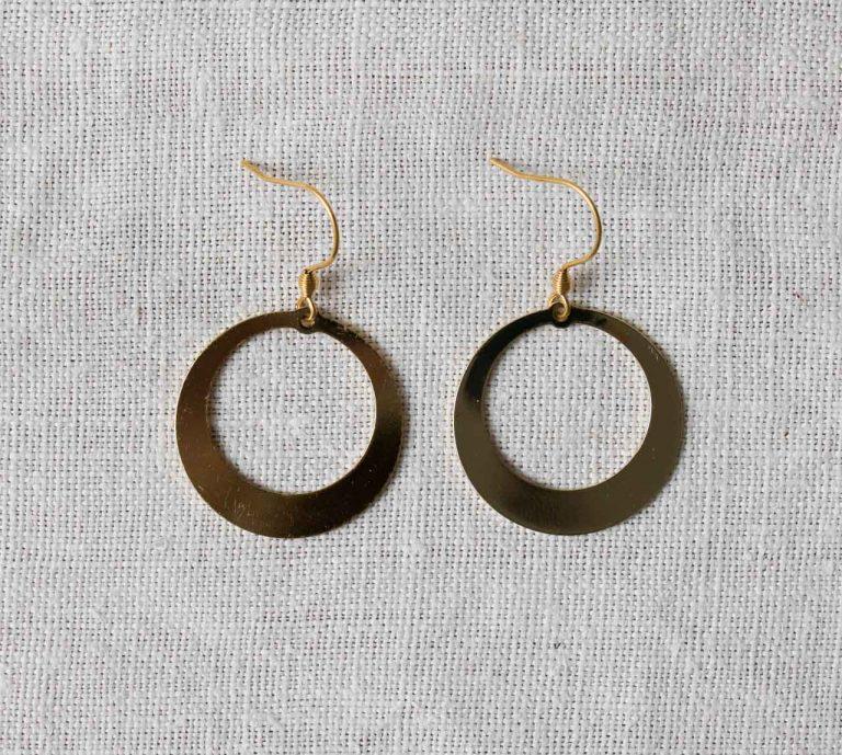 Boucles d'oreilles - Lena Maison mathuvu