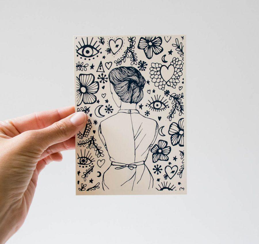Carte - Ella Rugiada petrelli - maison mathuvu