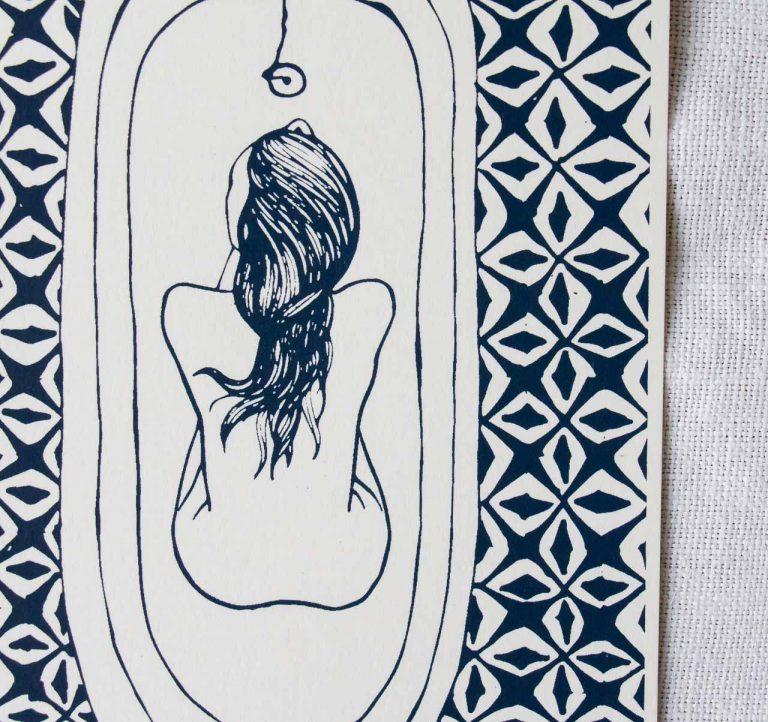 Carte - June Rugiada Petrelli - maison mathuvu