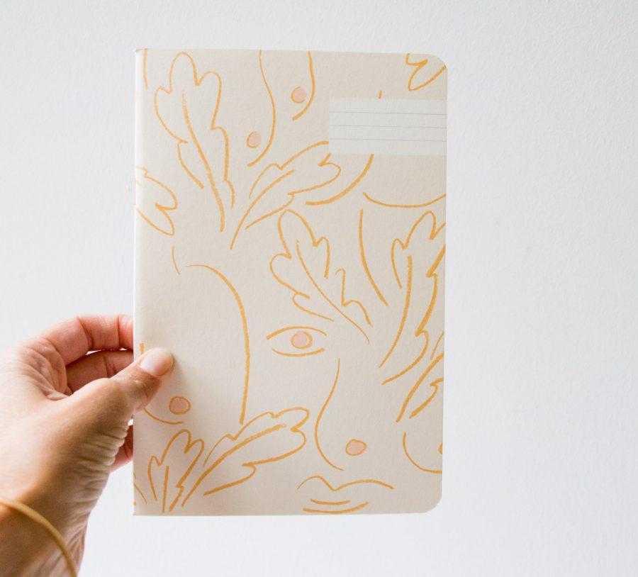 Carnet - Liberté Season paper - maison mathuvu