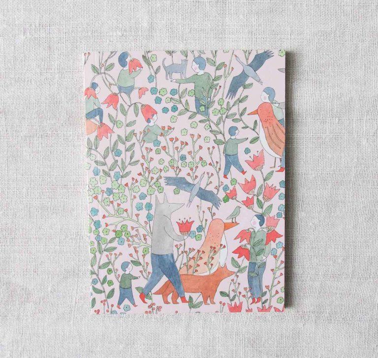 Carnet de poche - Maurice Petit gramme - maison mathuvu