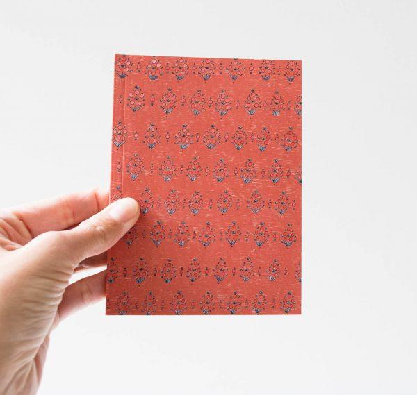 Carnet de poche - Riga Petit gramme - maison mathuvu
