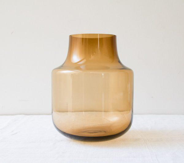 Vase en verre - Ambre Hubsch - maison mathuvu