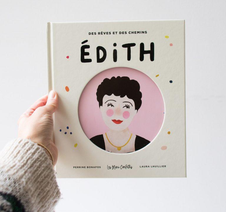 """""""Des rêves et des chemins"""" - Edith Les confettis - maison mathuvu"""
