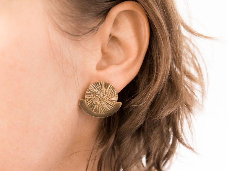 Boucles d'oreilles - Yuka maison mathuvu