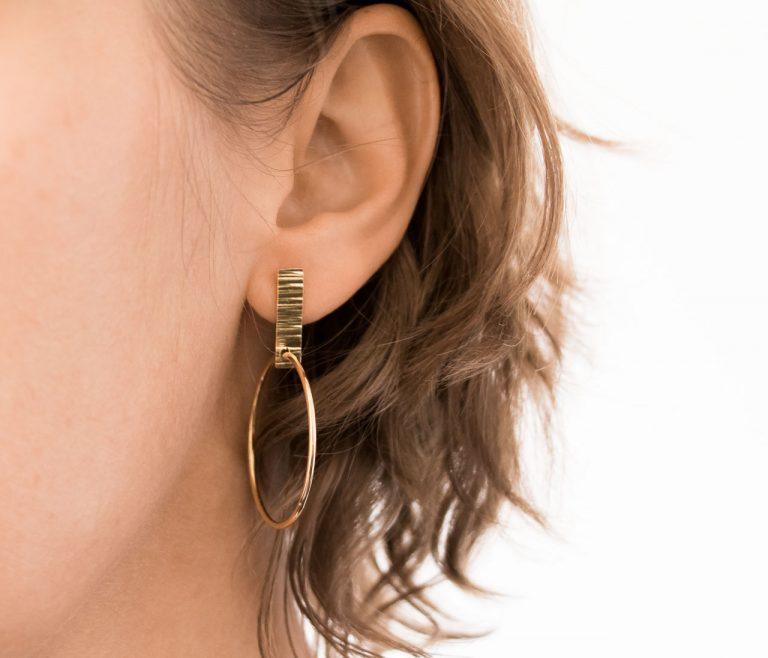 Boucles d'oreilles - Milo maison mathuvu