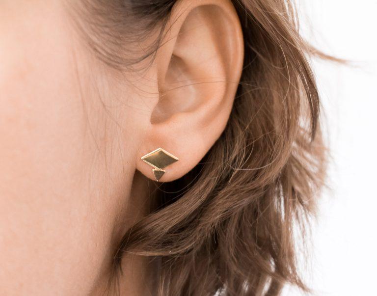 Boucles d'oreilles - Orti maison mathuvu