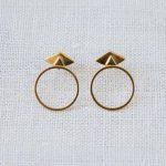 Boucles d'oreilles - Apol maison mathuvu