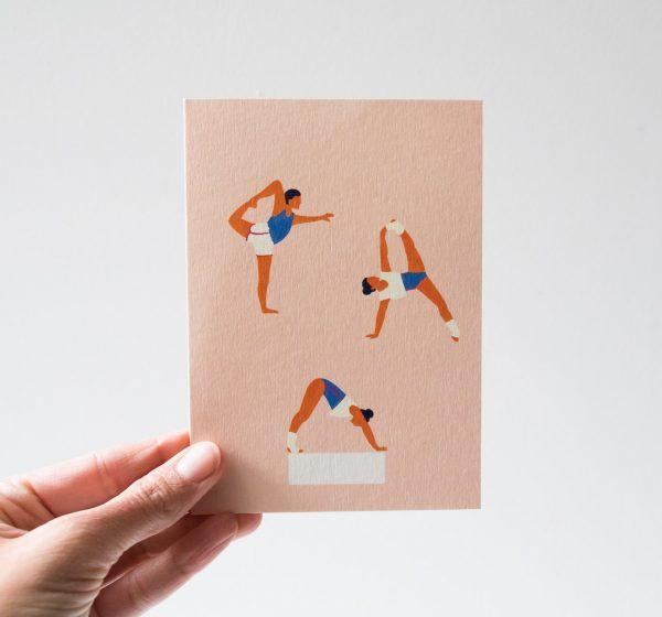 Carte - Sport Season paper - maison mathuvu