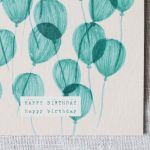 Carte - Ballons Season paper - maison mathuvu