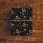 Papier cadeau # 1 All the ways to say - maison mathuvu