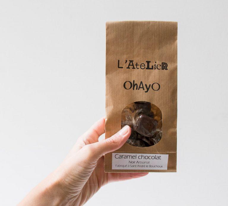 Caramels - Chocolat et Café L'atelier ohayo - maison mathuvu