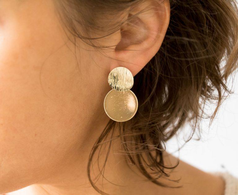 Boucles d'oreilles - Domi maison mathuvu