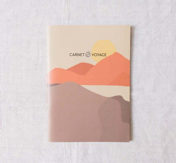 Carnet de voyage - Canyon Histoire d'écrire - maison mathuvu