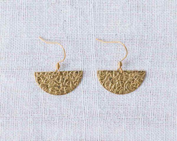 Boucles d'oreilles - Deci Maison mathuvu