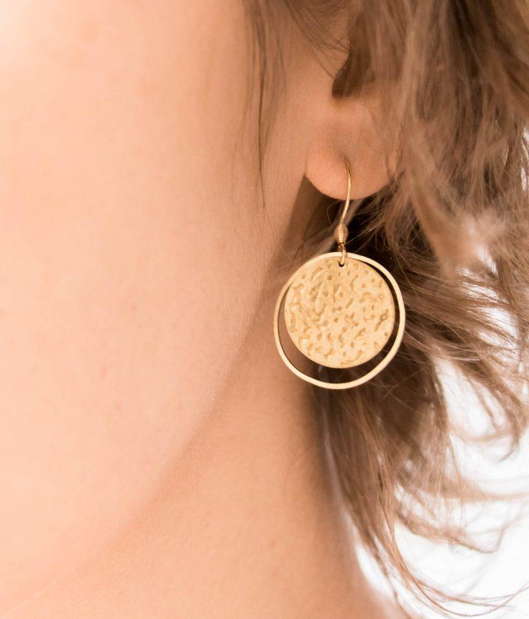 Boucles d'oreilles - Robi Maison mathuvu