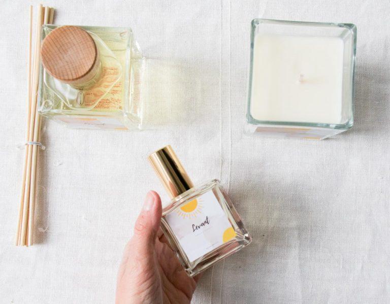 Parfum d'intérieur - Levant Maison mathuvu