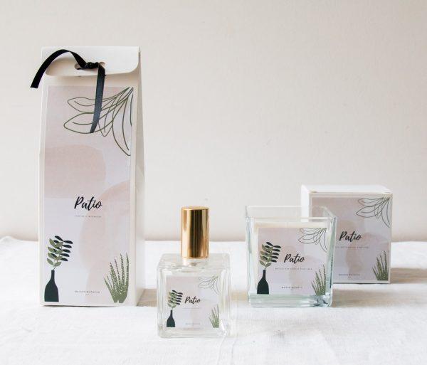 Parfum d'intérieur - Patio maison mathuvu