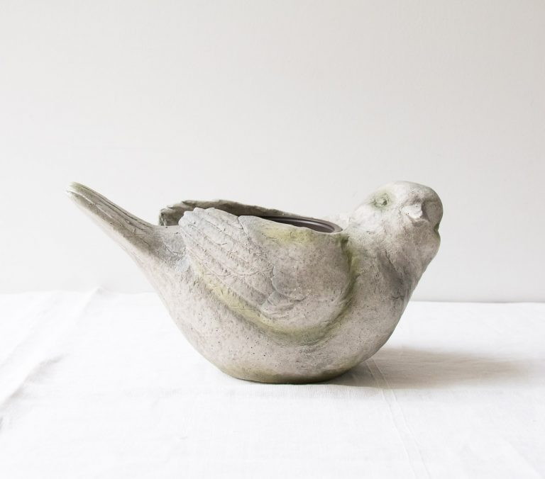 Cache-pot - Oiseau Chehoma - maison mathuvu