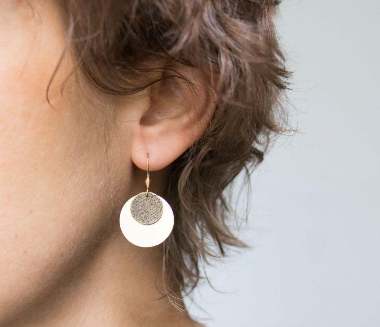 Boucles d'oreilles - Linh Miniko - maison mathuvu