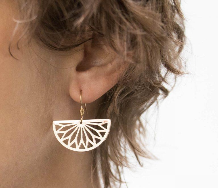 Boucles d'oreilles - Nani Miniko - maison mathuvu