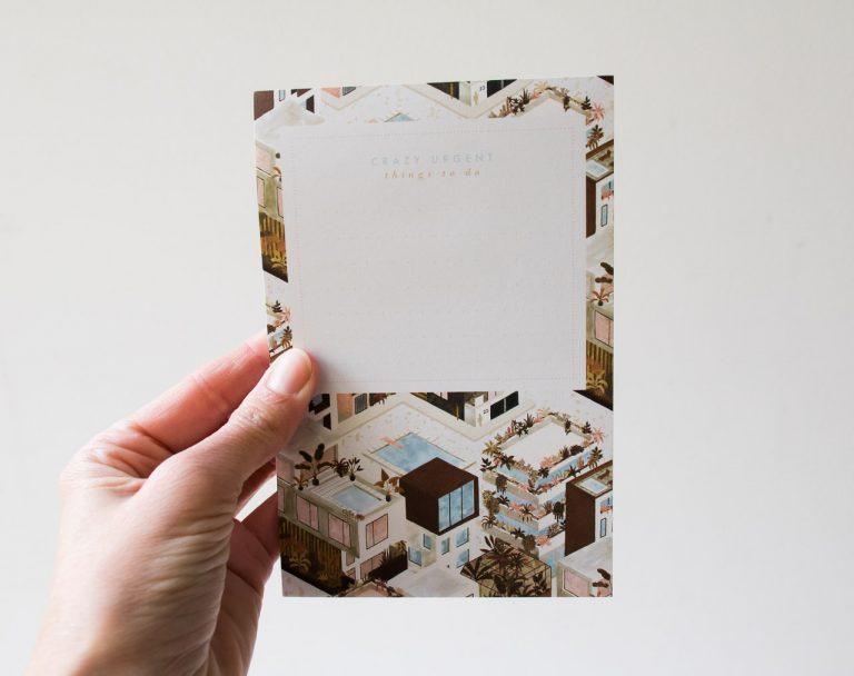 Bloc-notes - City All the ways to say - maison mathuvu