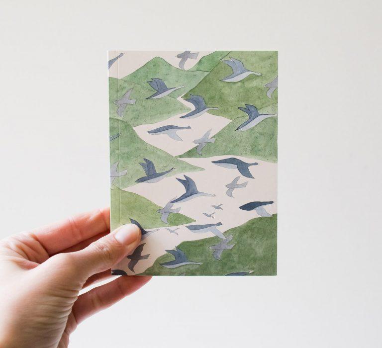 Carnet de poche - Nils Petit gramme - maison mathuvu