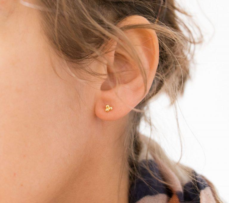Boucles d'oreilles - Dots Shlomit Ofir - maison mathuvu
