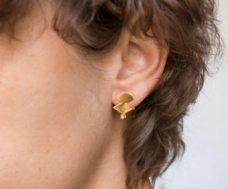 Boucles d'oreilles - Ster Maison mathuvu