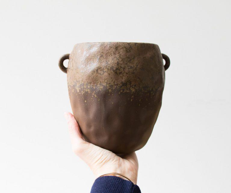 Pot 2 anses Bloomingville - maison mathuvu