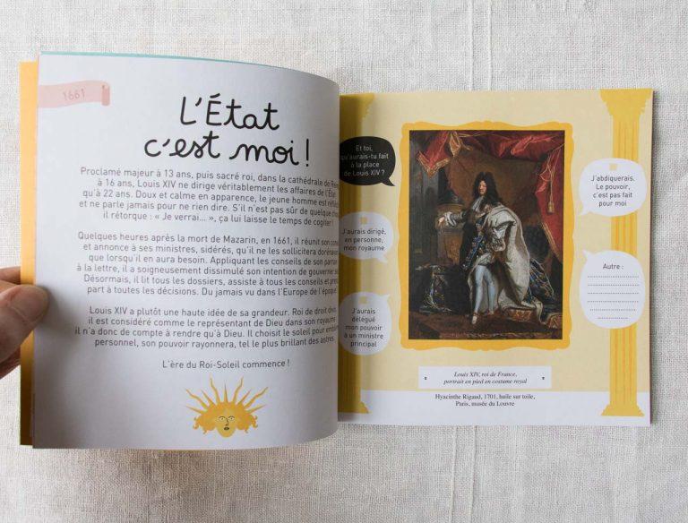 Voyage dans le Grand Siècle Minus éditions - maison mathuvu