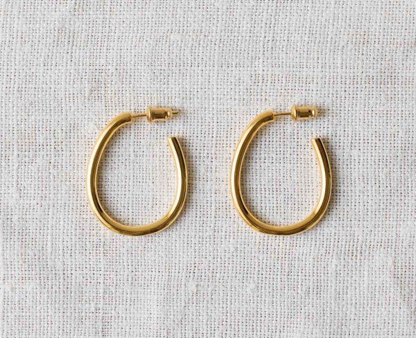 Boucles d'oreilles - Malia Shlomit Ofir - maison mathuvu