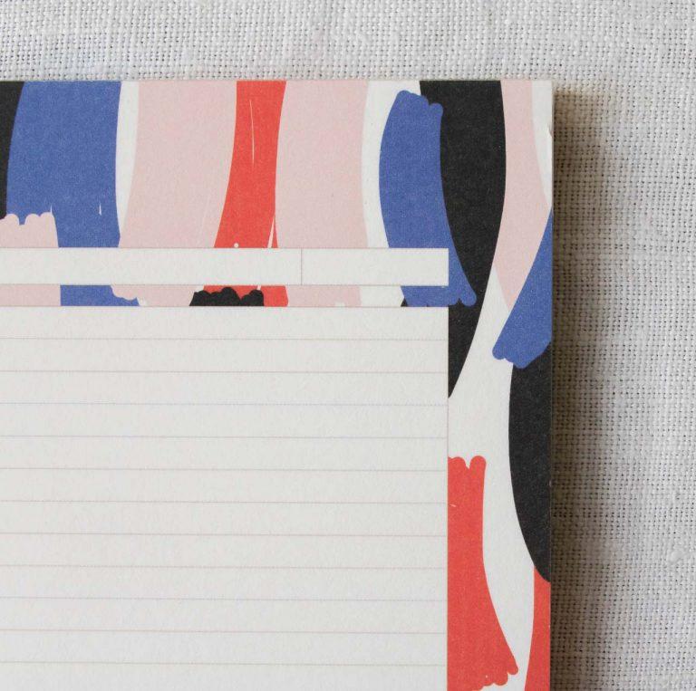 Bloc-notes - Brosse en colère Atelier bobbie - maison mathuvu