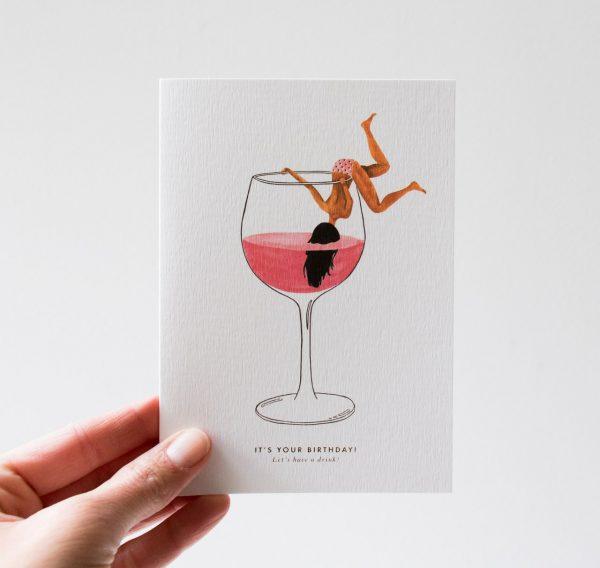 Carte - Prenons un verre All the ways to say Maison Mathûvû