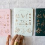 Petit carnet - Mon jardin les éditions du paon - maison mathuvu