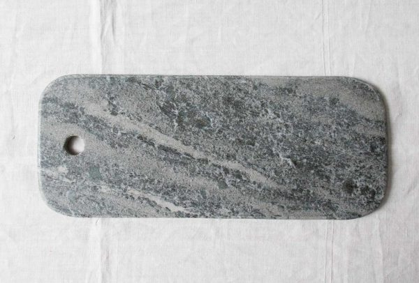 Planche en marbre gris Chehoma - maison mathuvu