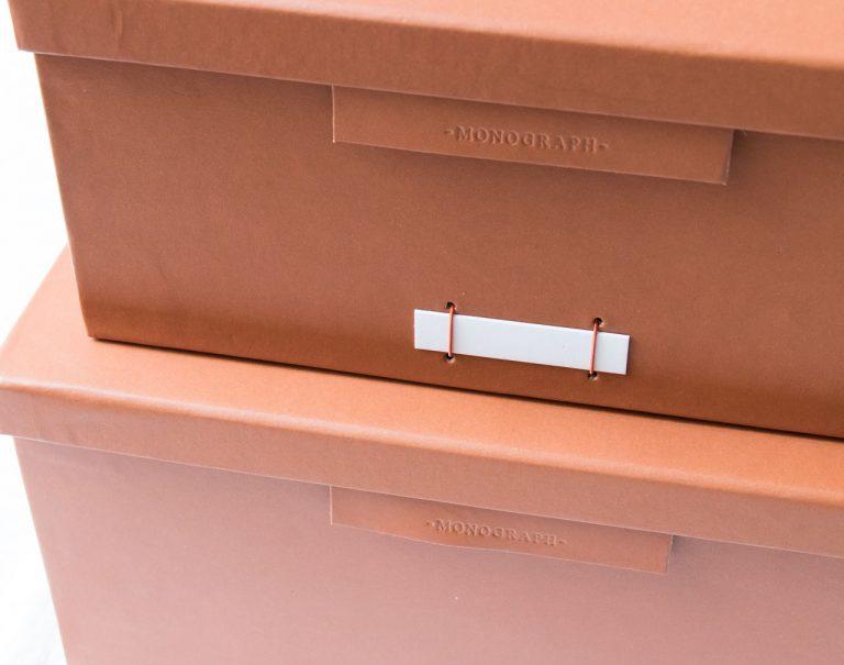 Boîte document - Cognac Monograph Maison Mathûvû