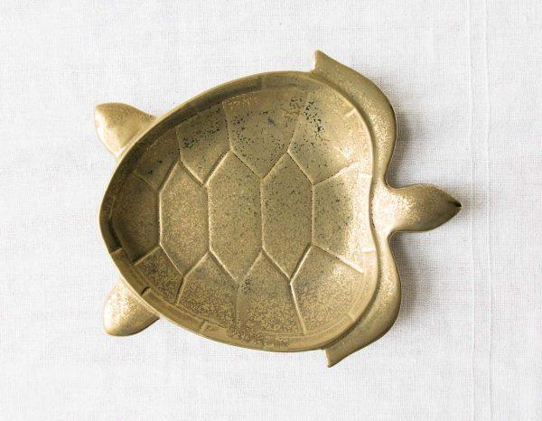Vide-poche - Tortue dorée Chehoma - maison mathuvu
