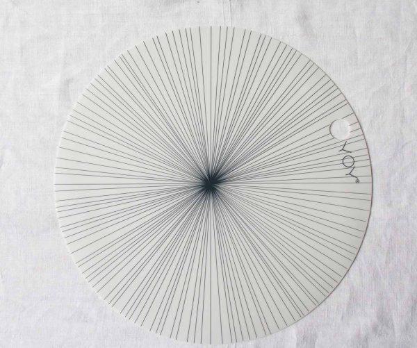 Set de table - Ray Oyoy - maison mathuvu