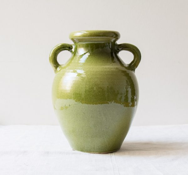 Vase - Berbère vert Bungalow - maison mathuvu
