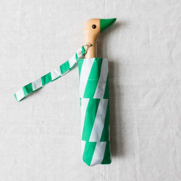 Parapluie - Canard vert Original duckhead - maison mathuvu