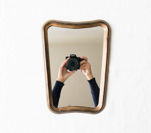 Miroir - Byzance Chehoma - maison mathuvu