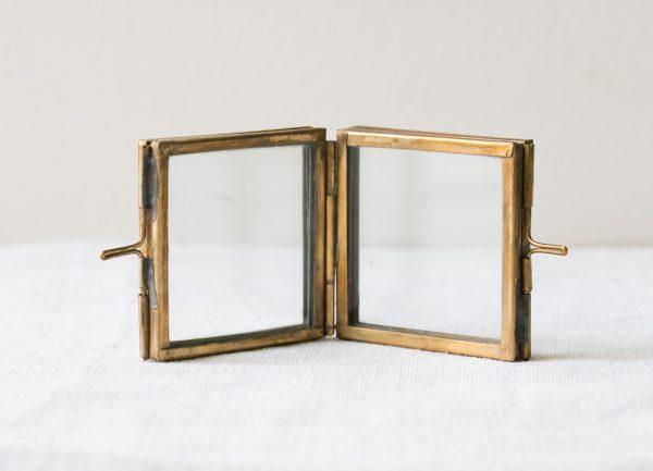 Mini cadre double nkuku - maison mathuvu